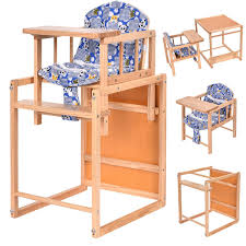 2 In 1 Solid Wooden Baby High Chair Feeding Infant Toddler Table ... Amazoncom Kids Table And Chair Set Svan Play With Me Toddler Infanttoddler Childrens Factory Cheap Small Personalized Wooden Fniture Wood Nature Chairs 4 Retailadvisor Good Looking And B South Crayola Childrens Wooden Safari Table Chairs Set Buydirect4u Labe Activity Orange Owl For 17 Best Tables In 2018 Children Drawing Desk Craft