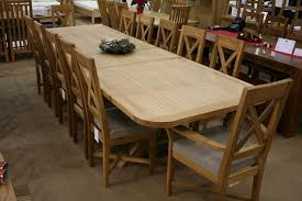Large Dining Tables To Seat 12 Attractive Awesome Table Seats Long For 5 On