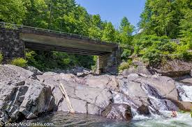 the sinks in the smoky mountains review w photos
