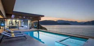 104 Water Front House Check Out This Uber Chic Front Home Listed At 12 88m Photos Vancouver Is Awesome