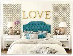 Bedroom Decor Blue And Gold Interior Design