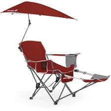Walmart Patio Umbrella Red by Sport Brella Recliner Chair Firebrick Red Walmart Com