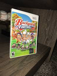 Backyard Football Wii Game - Mercari: BUY & SELL THINGS YOU LOVE Backyard Sports Rookie Rush Minigames Trailer Youtube Baseball Ps2 Outdoor Goods Amazoncom Family Fun Football Nintendo Wii Video Games 10 Microsoft Xbox 360 2009 Ebay 84 Emulator Uvenom 2010 Fifa World Cup South Africa Review Any Game 2008 Factory Direct Kitchen Cabinets Tional Calvin Tuckers Redneck Jamboree Soccer 11 Mario And Sonic At The Olympic Winter Games