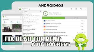 How to Add Trackers in Torrent Client Utorrent Bittorrent