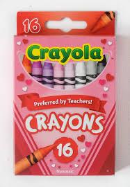 Crayola Bathtub Crayons Collection by Crayola Valentine U0027s Collection What U0027s Inside The Box Jenny U0027s