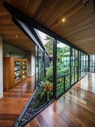 100 Internal Design Of House This Triangular Shaped Makes Room For An Interior Garden