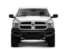 100 Ram Trucks 2013 Barricade Extreme HD Front Bumper Textured Black 1318 RAM 1500 Excluding Rebel