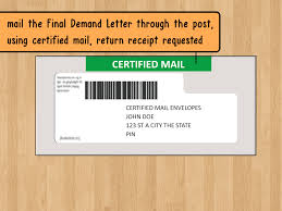 Registered Post International Australia Post