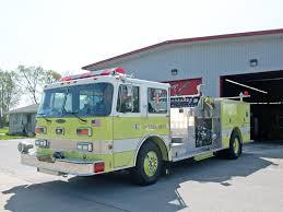 100 Arrow Highway Truck Parts 1989 Pierce Pumper Fire Line Equipment