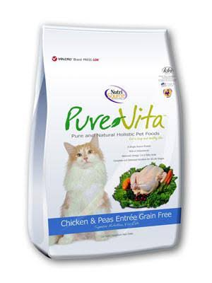 Tuffy's Pure Vita Cat Food - Grain Free Chicken, 2.2lb