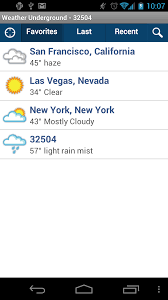 100 Wundergorun Weather Underground For Android Android Central