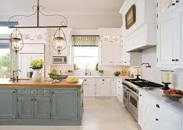 cuisine deco couleurs agréable pour une cuisine déco moderne et accueillante