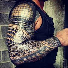 Photos Roman Reigns Gets 17 Hours Of Tattoo Work Done