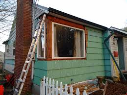 100 Cedar Sided Houses Siding And Window Restoration Of Our 1950 House