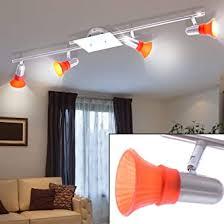 12 watt led decken strahler spot le leuchte stahl