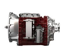 100 Semi Truck Transmission MDRIVE Mack S