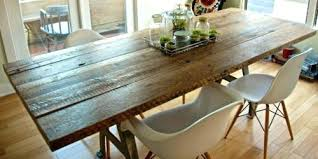 Reclaimed Dining Table 7 Tables That Inspire Wood Edinburgh