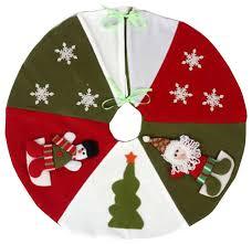 Beautiful Christmas Tree Skirt TreeDecorations
