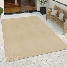 in outdoor teppich küchenteppich einfarbiges design sisal