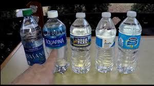 Will Aquafina Bottled Water Freeze Experiment