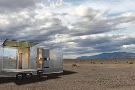 100 Custom Travel Trailers For Sale Shiny Camper Trailer Is Built To Go Offgrid Curbed