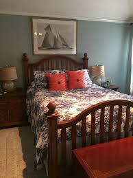 Master Bedroom. Benjamin Moore