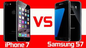 Apple iPhone 7 vs Samsung Galaxy S7 Full parison