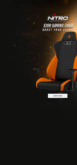▷ Nitro Concepts S300 EX Gaming Chair - Carbon … | OcUK Nitro Concepts S300 Ex Gaming Chair Stealth Black Chair Akracing Core Redblack Conradcom Thunder X Gaming Chair 12 Black Red Arozzi Verona Pro V2 Premium Racing Style With High Backrest Recliner Swivel Tilt Rocker And Seat Height Adjustment Lumbar Akracing Series Blue Core Series Blackred Cougar Armour One Best 2019 Coolest Gadgets