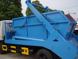 100 Types Of Garbage Trucks Homan Swept Body Refuse Collection Swing Arm Truck Skip
