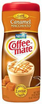 Coffee Mate Caramel Macchiato Vanilla