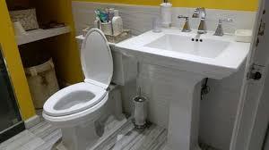 Kohler Reve 23 Sink by Kohler Memoirs Pedestal Bathroom Sink With Stately Design And 8 In