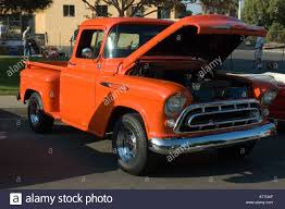 1957 Chevy Truck Stock Photos & 1957 Chevy Truck Stock Images - Alamy Check Out This 1950s Chevy Napco Retromod Cversion 1957 Truck Stock Photos Images Alamy Gmc Panel Hot Rod Network Chevrolet Task Force Wikipedia Coe The Panel Truck On The Back Is Fantastic 3800 1 Ton Stake Kromrey Kustoms Performance Quiksilver Genho Zl1 Restomod West Coast Customs Hemmings Find Of Day 100 Daily Vintage Pickup Searcy Ar 4x4 Rust Free Very Cool Project Gmc Rat Rod 12 Ton Van Restored And Rare For Sale Youtube