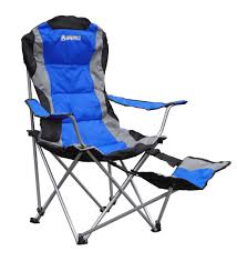 GigaTent Folding Camping Chair With Footrest & Reviews   Wayfair.ca Fniture Inspiring Folding Chair Design Ideas By Lawn Chairs Foldable Relaxing Lounge Beach Sloungers Outdoor Seating Haggar Mens Cool 18 Hidden Expandablewaist Plainfront Pant For Sale Patio Prices Brands Review In With Footrest Home Plastic Chaise Livingroom Recling Costco 45 Camp Canopy Top 5 Best Zero Gravity 21 2019