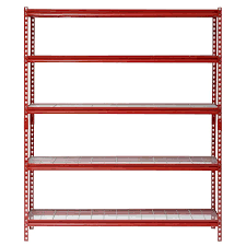 Home Depot Steel Shelving Commercial Unit Metal Storage Workforce Edsal From