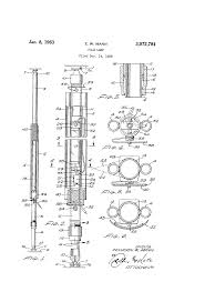 Tension Pole Lamp Shades by Patent Us3072784 Pole Lamp Google Patents
