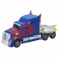 100 Optimus Prime Truck Model Transformers Movie 4 Action Figure First Edition