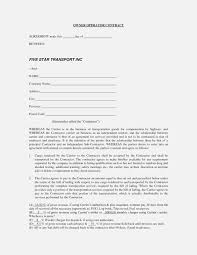 100 Truck Lease Agreement Template 15 Various Ways To Do Owner Form And Resume Ideas