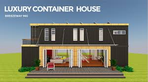 100 Luxury Container House BREEZEWAY 960 ID S2430960 4 Beds 3 Baths 960SFt
