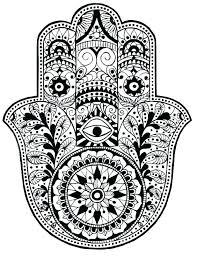 Intricate Mandala Coloring Pages Designs Mandalas