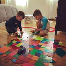 Picasso Magnetic Tiles Uk by Moment Of Tenderness Between Brothers They Come Up With Some Of