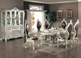 Dining Room Sets With Hutches Formal Image Of Fancy Tables Hutch And