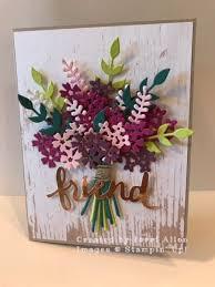383 best Stampin Up Beautiful Bouquet Bundle images on Pinterest