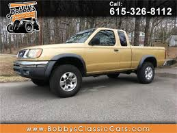 100 1998 Nissan Truck Frontier For Sale ClassicCarscom CC943974