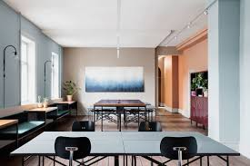 After An Extensive Interior Makeover The Vision Of A Multi Functional Workspace