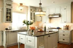 kitchen island single pendant lighting kitchen with small kitchen