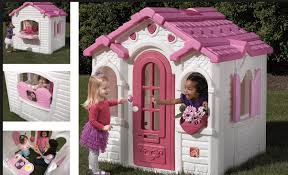 Step2 Playhouses Slides U0026 Climbers by Ultimate Guide To Buying A Children U0027s Playhouse