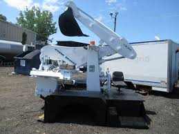 Master Craft Truck-Mounted Backhoe #ex232 - Cassone Truck And ...