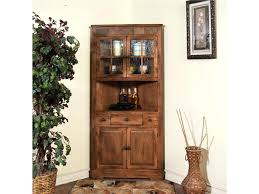 Dining Room China Glass Corner Cabinets With Storage Ideas Cabinet In