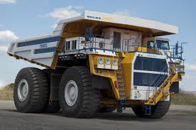 100 Mining Truck BELAZ Partnering Up With Canadian Company For Electric Dump Truck