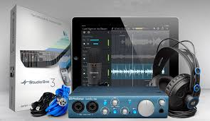 Setting Up A Recording Studio In Your Home Has Never Been Easier And More Affordable PreSonusR Offers Everything You Need To Record Mix Produce